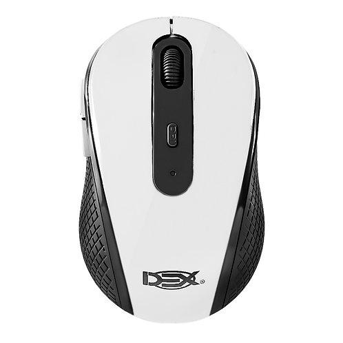 Mouse Usb Sem Fio 2.5ghz Ltm-310 Branco Dex