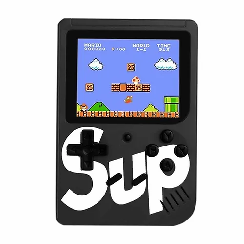 Mini game Retro SUP - 400 Jogos
