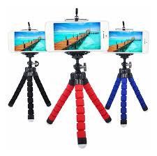 Tripé Suporte Para Celular Selfie Câmera Universal
