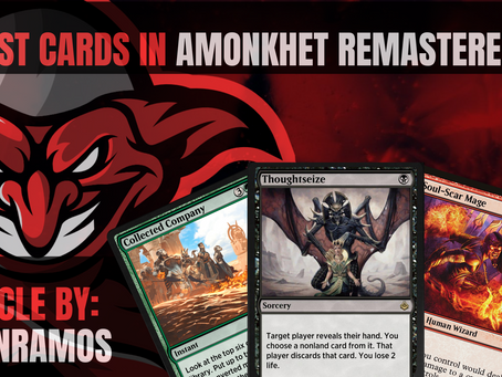 Amonkhet is Finally Here, but What was Good?!