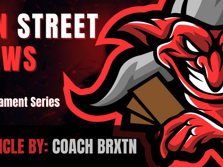 Announcement: Tin Street Tournament Series