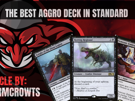 The Best Aggro Deck in Standard