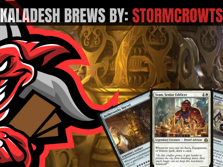 Kaladesh Brews!