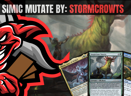 Simic Mutate