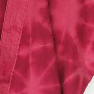 """Red Sunset"" jacket"