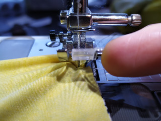 One Stitch at a Time. Sewing Tips #1