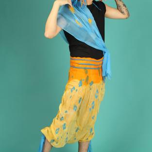 """""""East Wind"""" costume"""