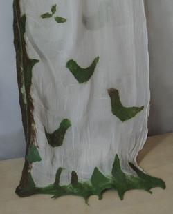 Scarf Green birds