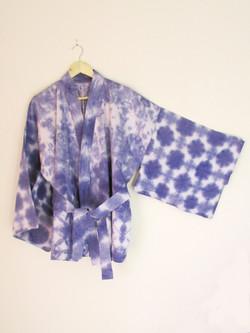"Kimono ""Blue star"""