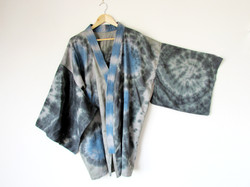 "Kimono ""Twisty Smoke"""
