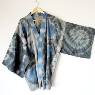 """""""Blue Smoke"""" jacket"""