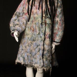 """Royal Travel"" coat"