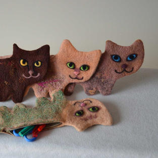 Cats purses