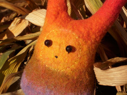 """Toys """"Rainbow hares"""""""