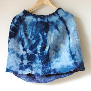 """""""Blue Sky"""" skirt"""