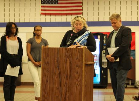 Mental Health Garden Proposed For Montclair High School