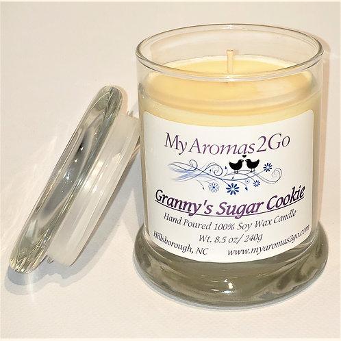 Granny's Sugar Cookie 8.5oz candle