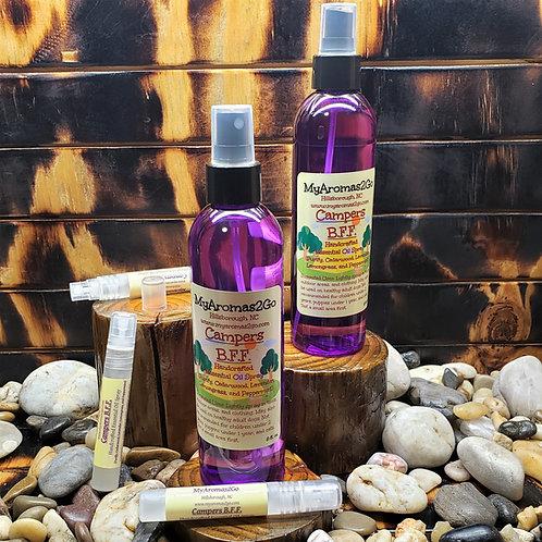 Campers B.F.F. Essential Oils Spray 8oz