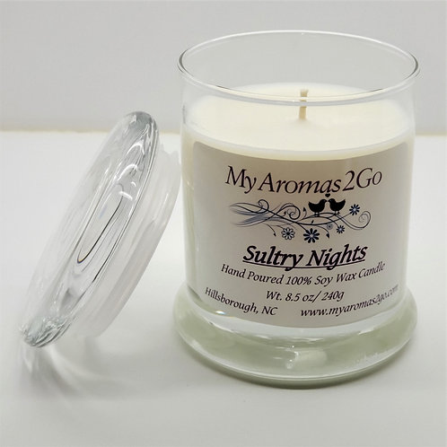 Sultry Nights 8.5oz Candle