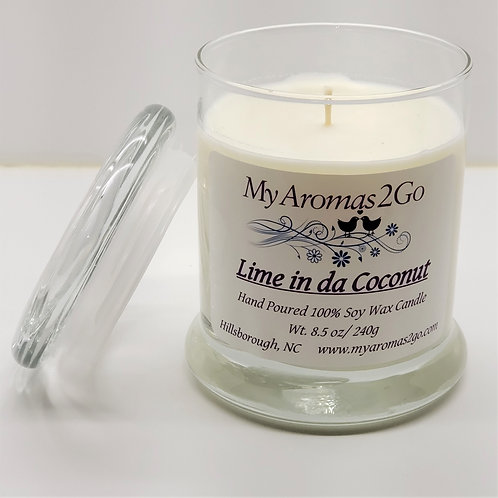Lime in da Coconut 8.5oz Candle