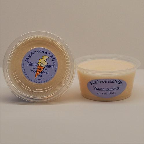 Vanilla Custard Aroma Shot