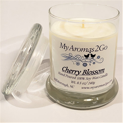 Cherry Blossom 8.5oz Candle