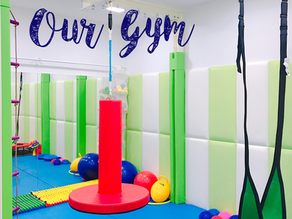 Our Gym!