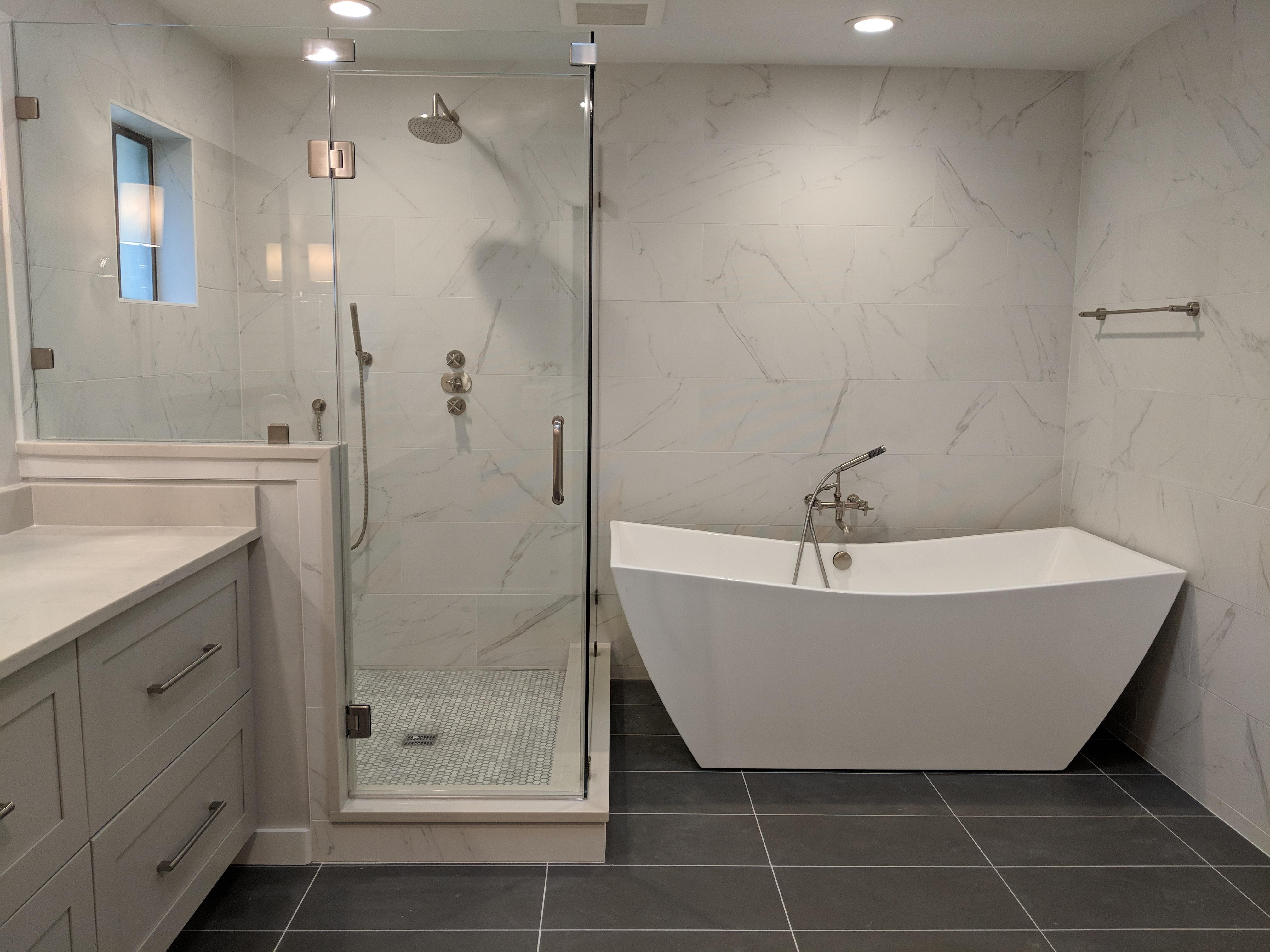 Rocky Top Master Bathroom