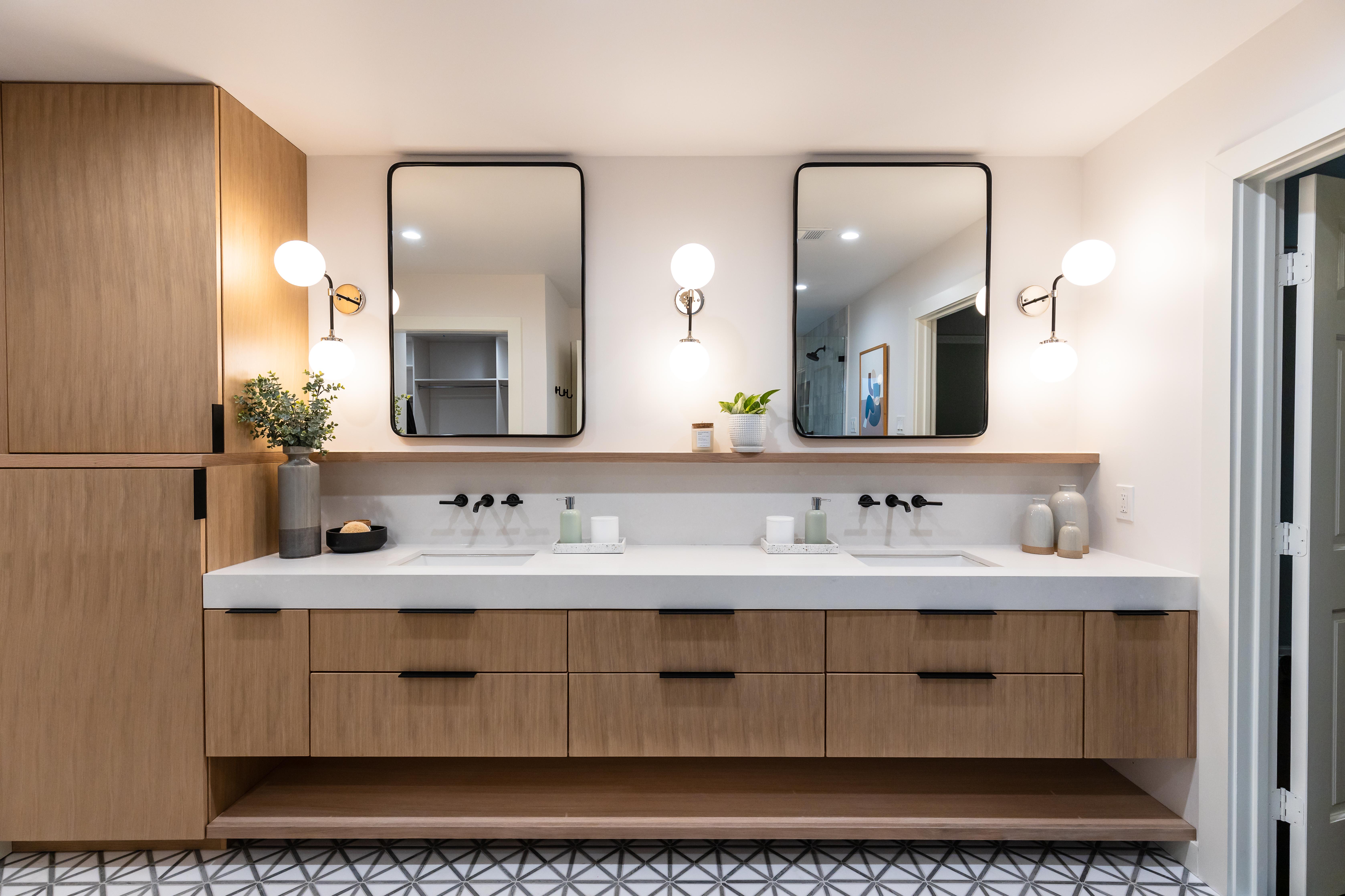 Caulfield Master Bathroom Remodel