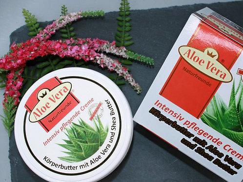 Naturfreunde Aloe Vera Körperbutter