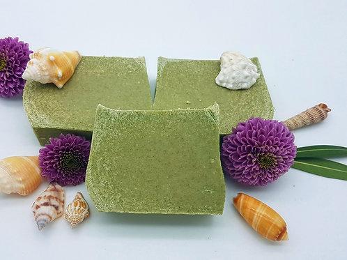 Kleine Auszeit Algen Haarseife vegan