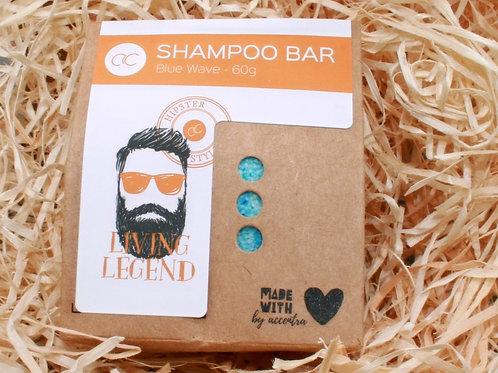 """Festes Shampoo """"Living Legend"""""""
