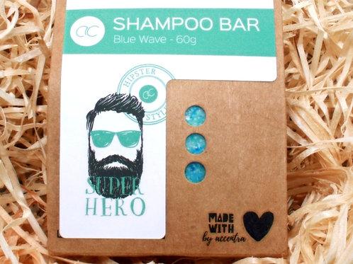 "Festes Shampoo ""Super Hero"""
