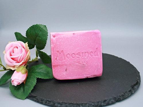 Moosmed-Seife Englische Rose