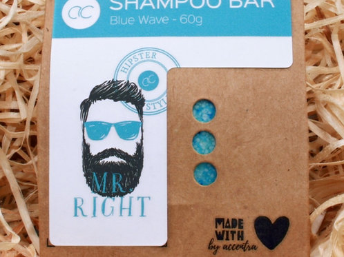 "Festes Shampoo ""MR. Right"""