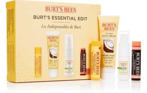 Burt's Bees Essentials Edit