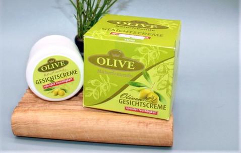 Naturfreunde Hautcreme Olive