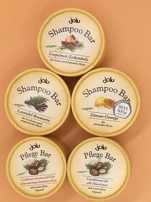 Jolu Shampoo Bar's