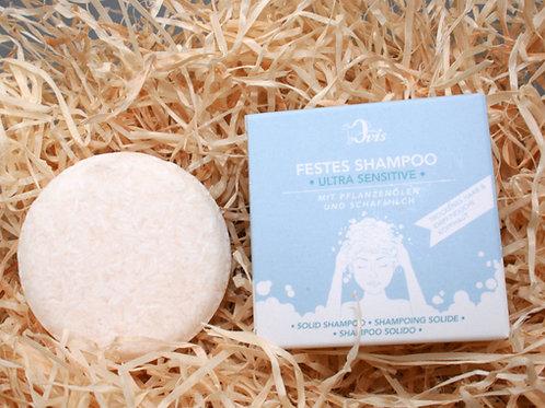Festes Shampoo Ultra-Sensitive