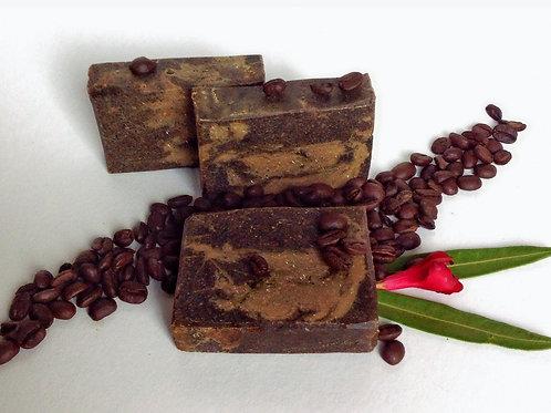 Kleine Auszeit Kaffeeseife/Küchenseife