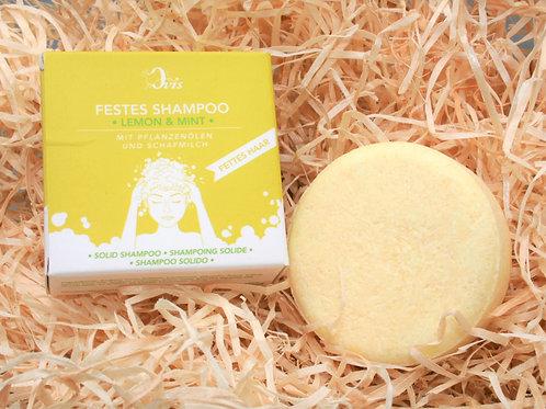 Ovis Shampoo Lemon-Mint