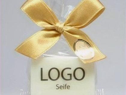Logo Seife von Florex im Deko-Sachet