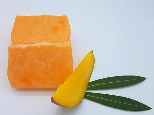 Kleine Auszeit Mango-Haarseife vegan