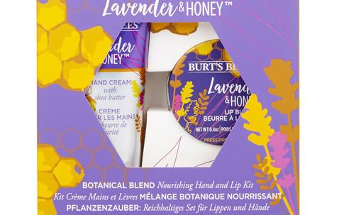 Burt's Bees Lavender & Honey Set
