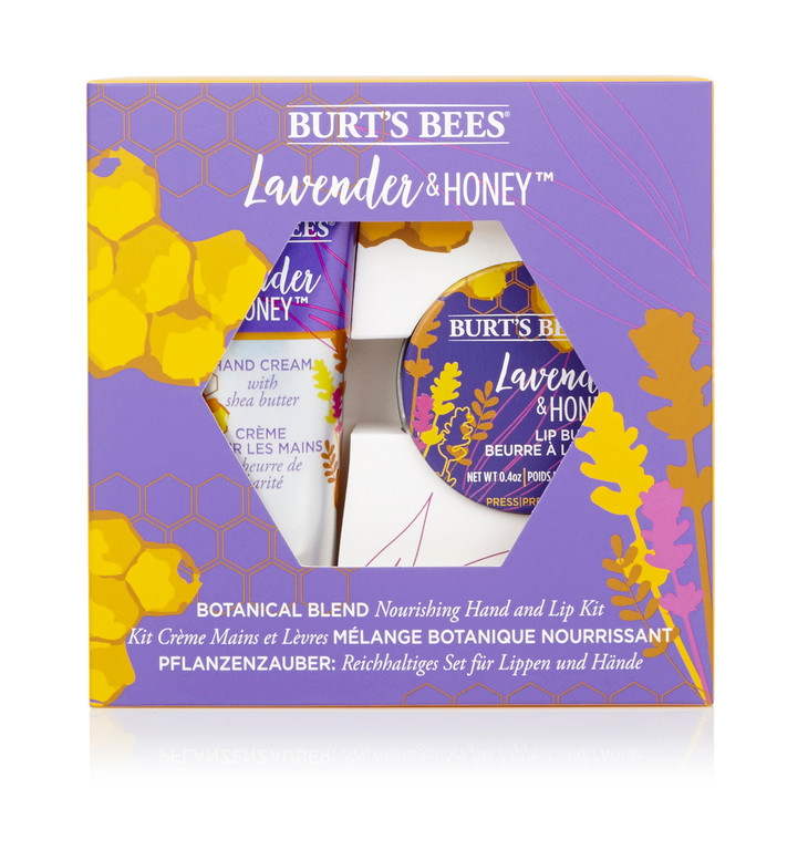 Burt's Bees Lavender & Honey Set
