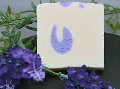 Moosmed-Seife Lavendel-Bergamotte