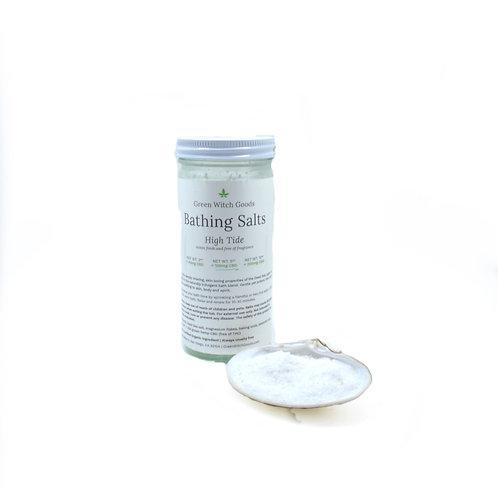 High Tide Bathing Salts