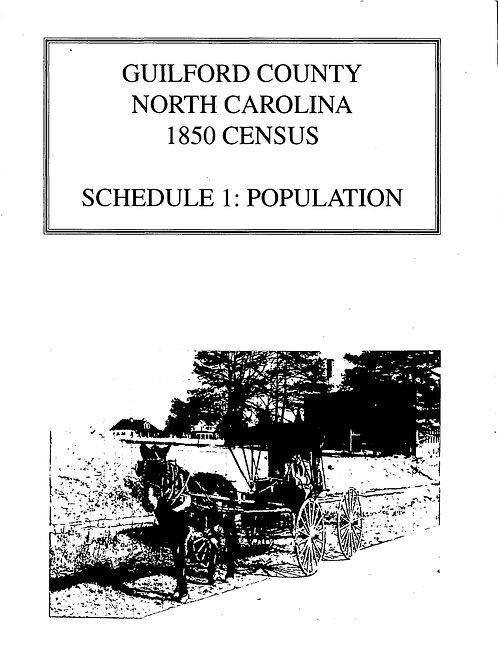 Census 1850