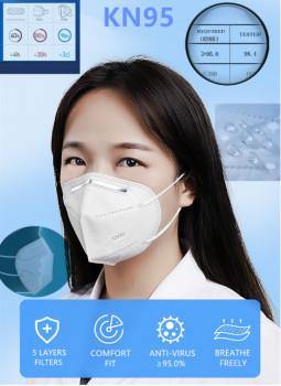 Shop KN95 Disposable Mask
