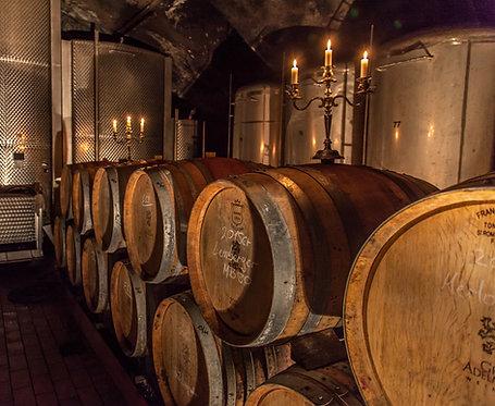 Offene Weinprobe mit Kellerführung und Vesper 2.12.2021